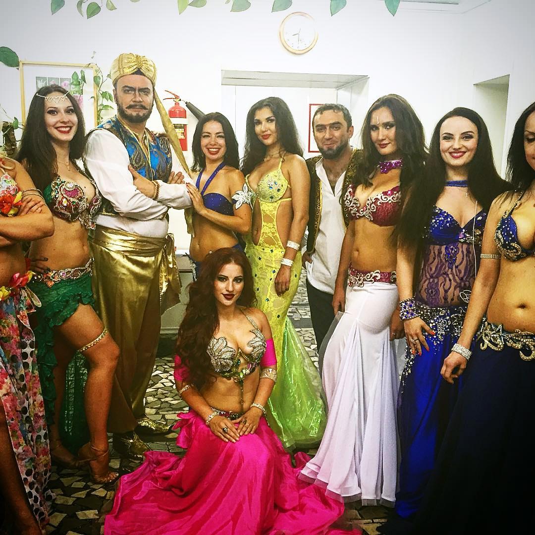 линда шоу на на всероссийском конкурсе танца живота