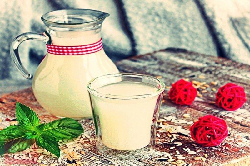 Рисовый квас домашнего приготовления для лечения остеохондроза