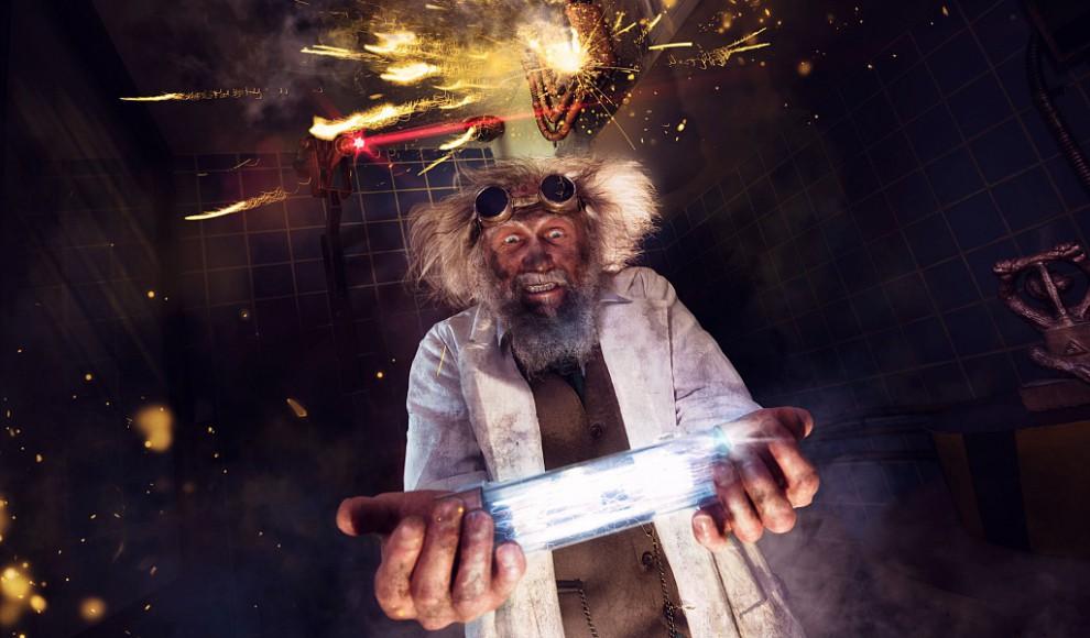 «Перекресток времени» — квест от проекта «Серьезные игры» про тайное изобретение профессора, которое