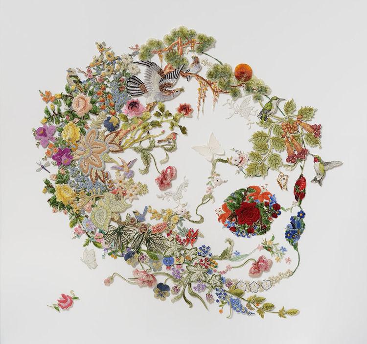 Хотим познакомить вас с уникальными произведениями искусства Луизы Сакстон. Она восстанавливает забы
