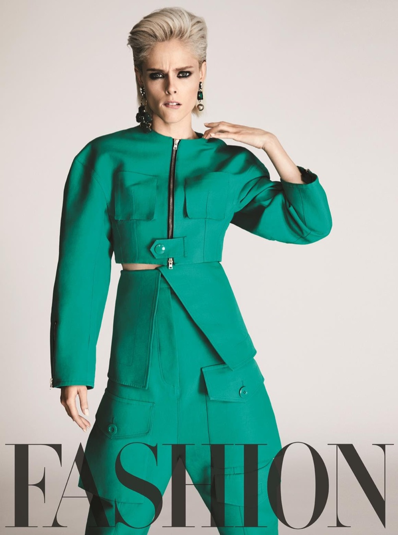 Коко Роша в FASHION Magazine