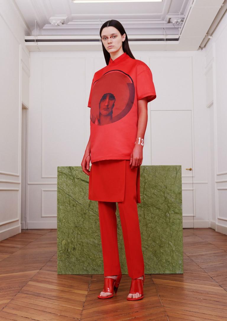 Givenchy осень-зима 2017/18