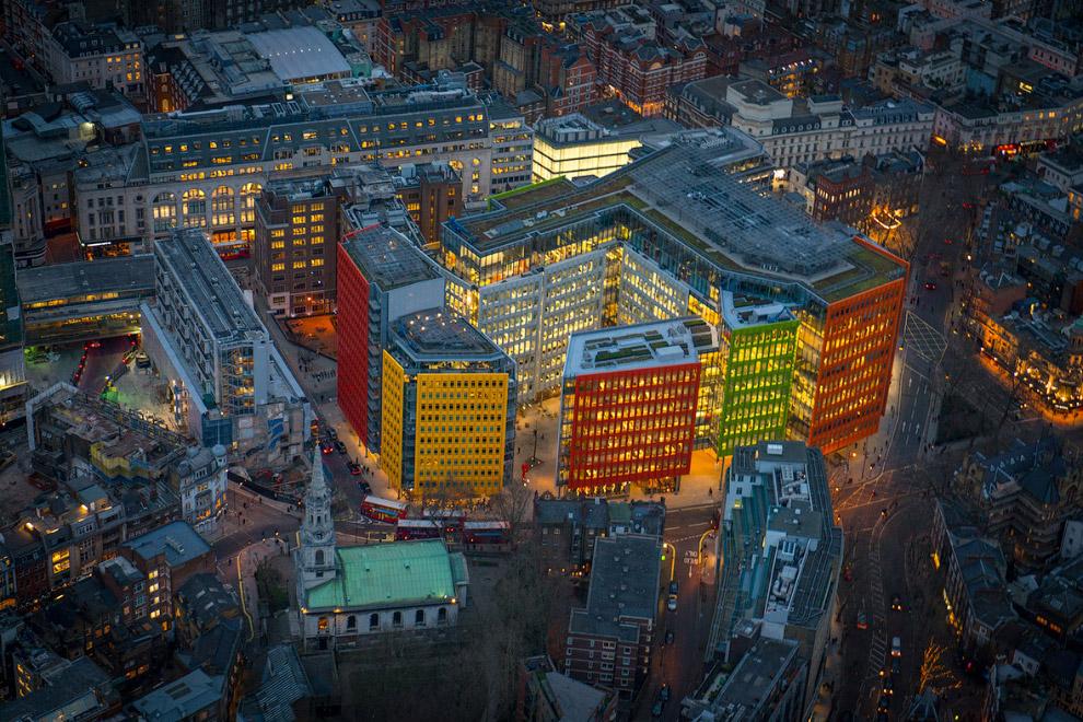 13. Население Лондона составляет 8,5 млн человек (2014 год), второй по величине город Европы и