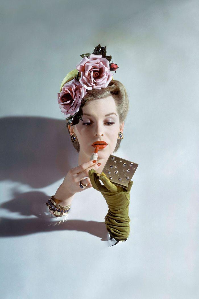 John Rawlings для Vogue, 1943 год.