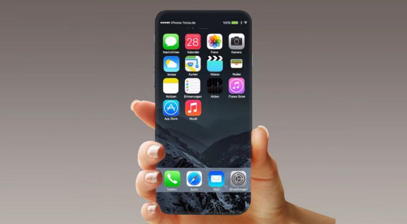 IPhone 7 скрупной камерой показался нафото