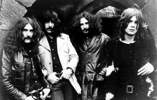 Группа «Black Sabbath» даст концерт в столице России