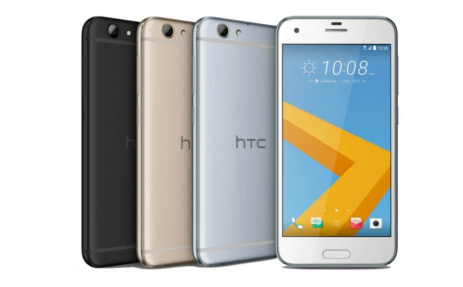 Утечка: фото ихарактеристики HTC One A9s