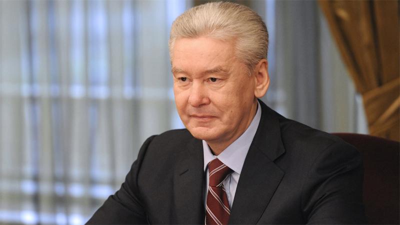 Сергей Собянин побывал всаратовском Парке Победы
