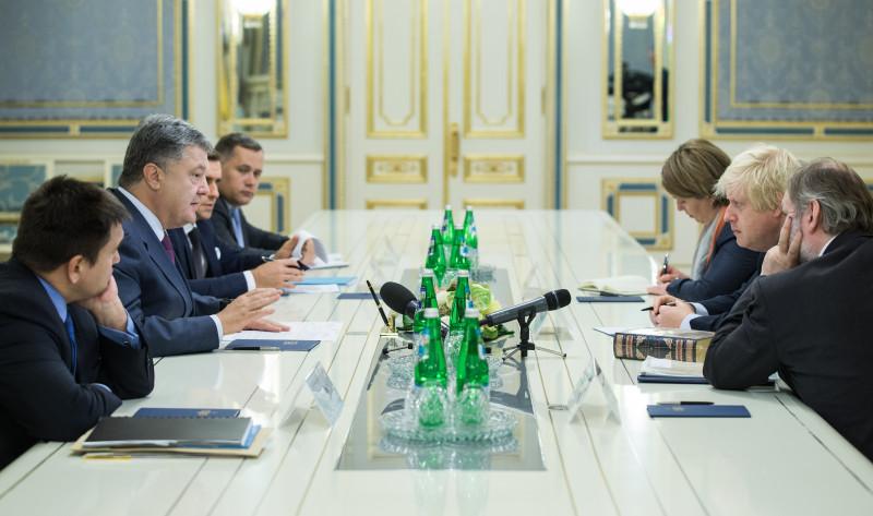 МИД Великобритании: «Безопасность навостоке Украине зависит отРоссии»