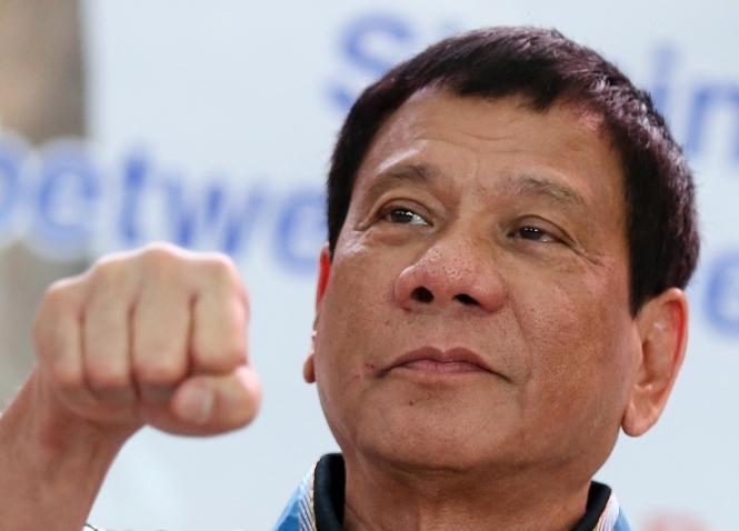 Президент Филиппин желает поступить снаркоманами также, как Гитлер севреями
