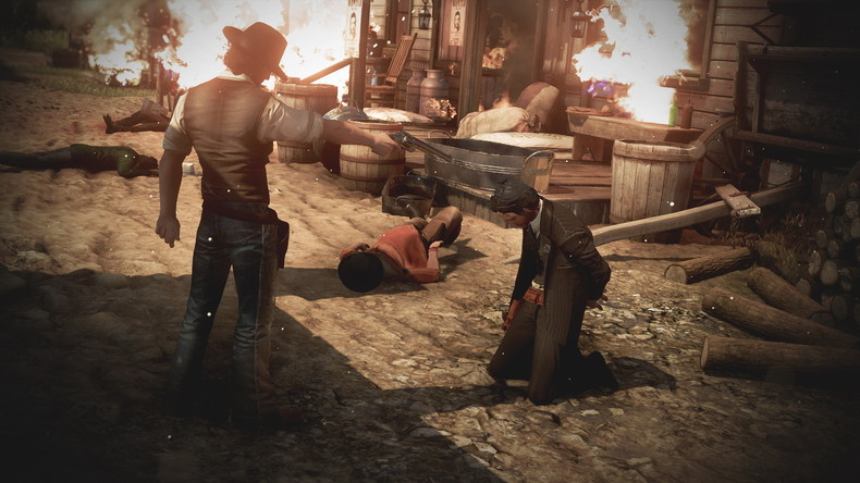 Wild West онлайн больше ненужен Кикстартер
