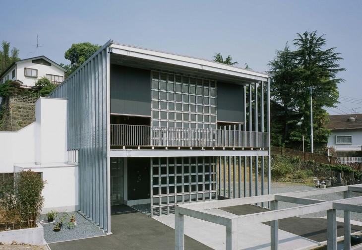 Kuhon-ji Buddhist Temple by Furuichi and Associates