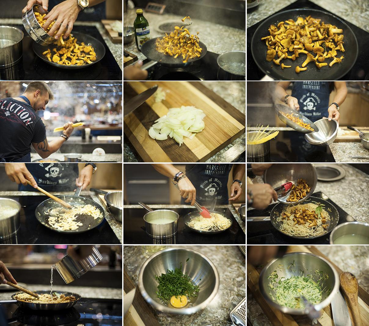 5 вкусных блюд из лесных грибов Кулинарный сайт