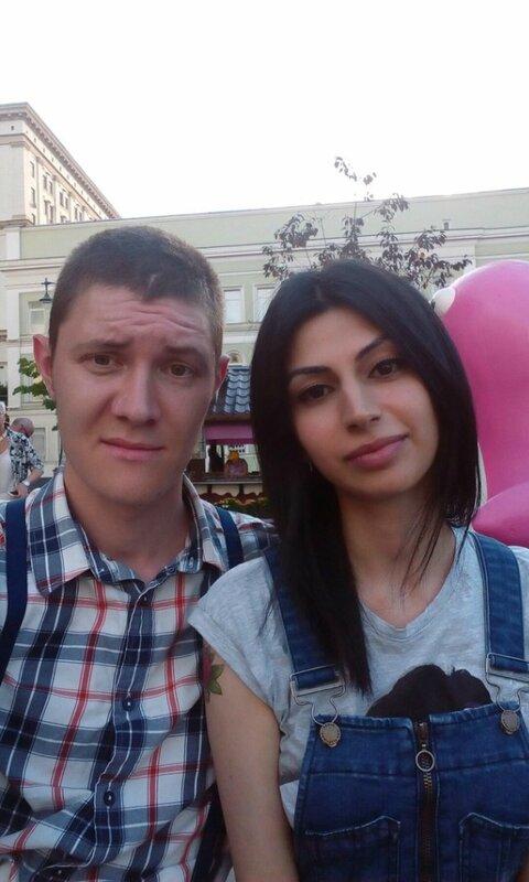 Денис Стяжкин и Люба Правда