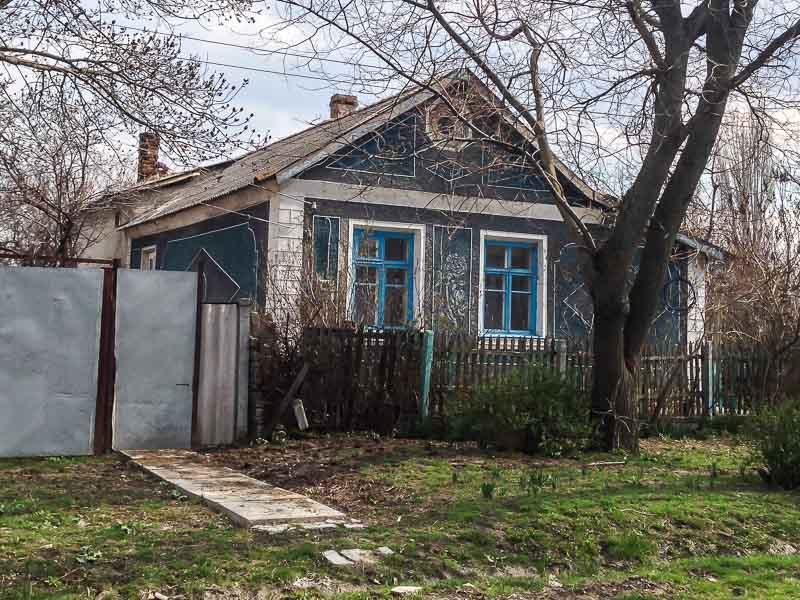 Дом в селе Наниково