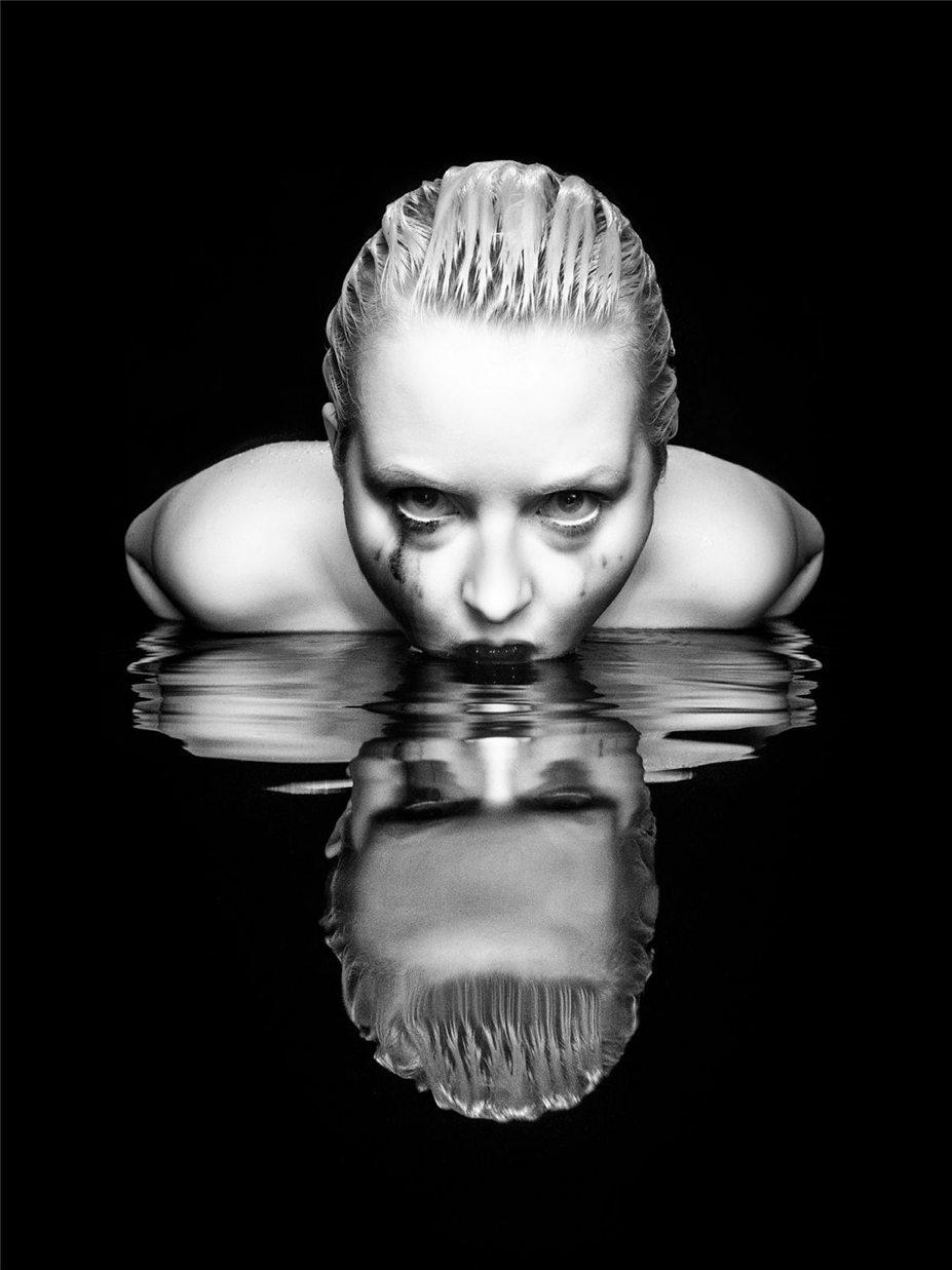Отражения в погружении / Immersion by Cam Attree