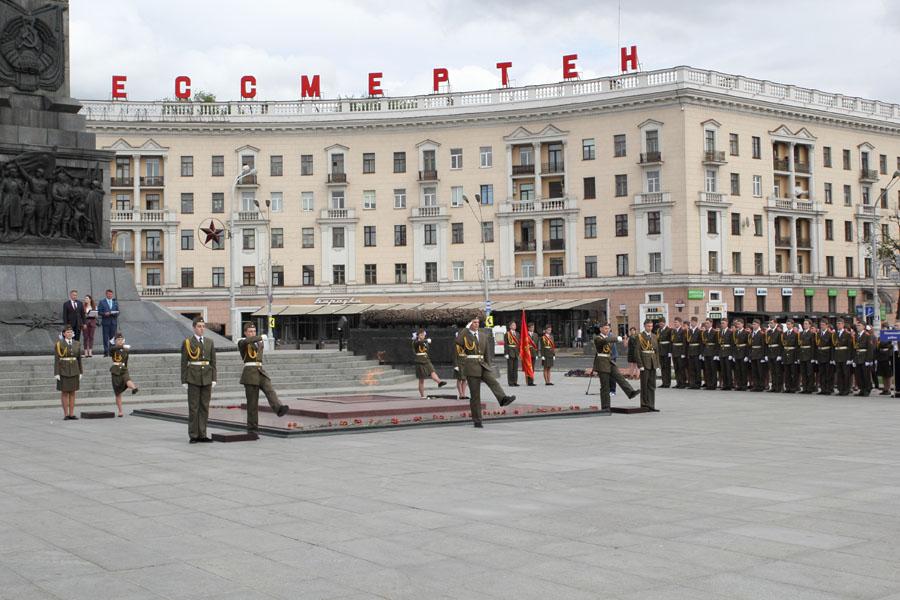 Площадь Победы-4