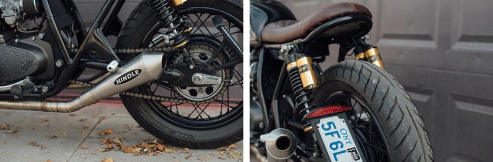 Ripple Rock Racers: брэт-кастом Honda CB550