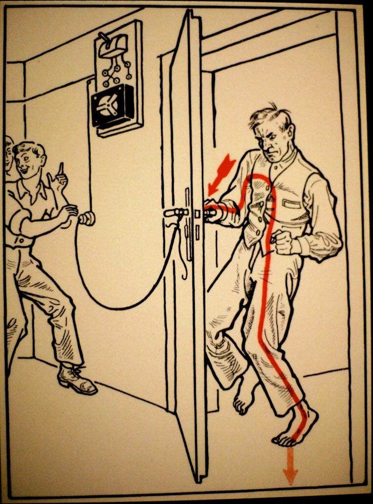 30 ways to die of electrocution in the 1930s