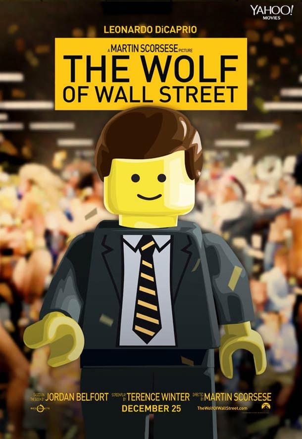 Les 9 nomines a l'Oscar du meilleur film recrees en LEGO (9 pics)