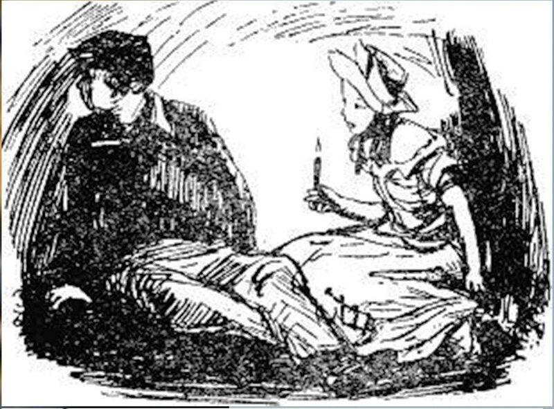 Иллюстрация В. Н. Горяева к пр-ю М.Твена Приключения Тома Сойера (39).jpg