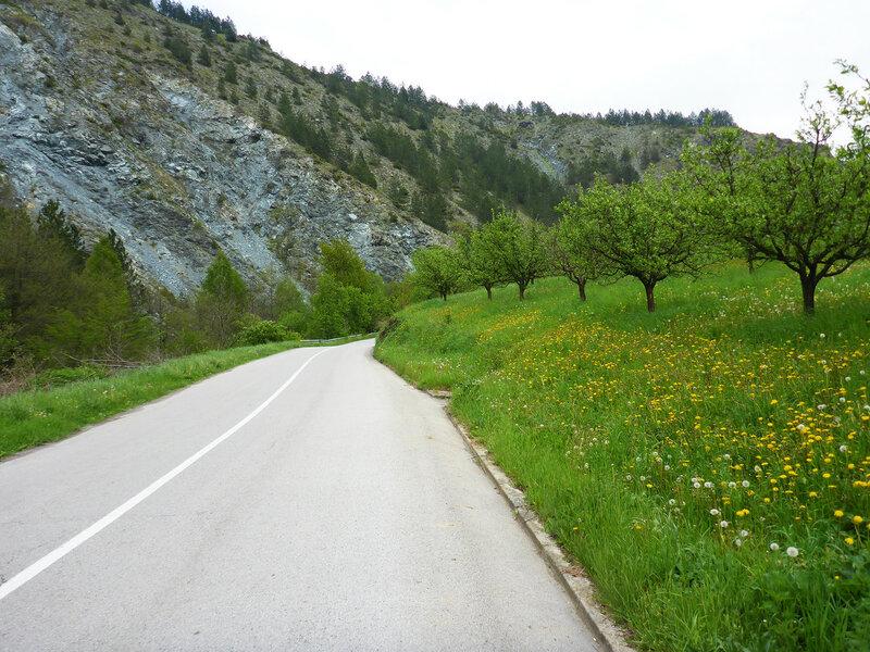 дорога в сербии