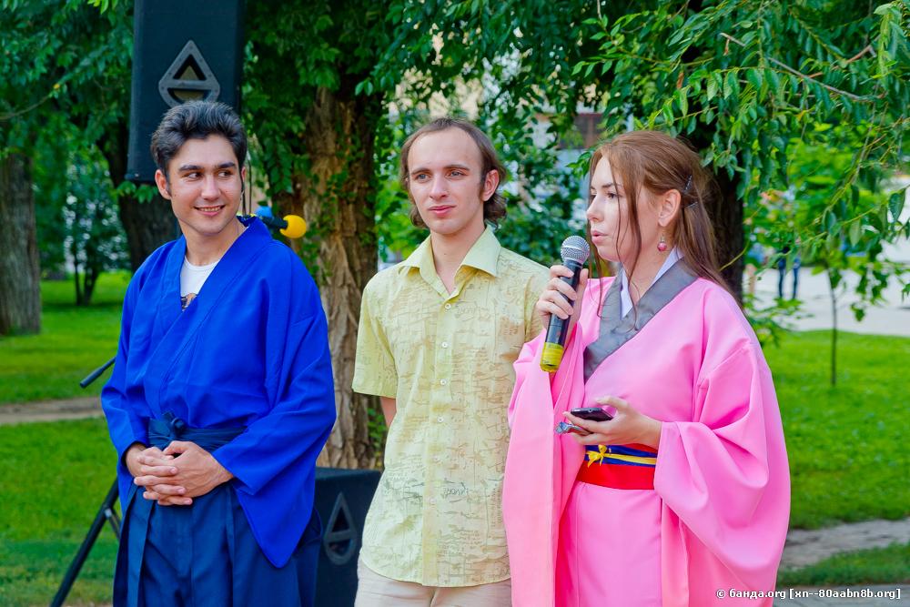 Косплей - Здравствуй, Япония!