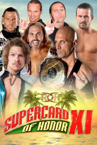 Post image of ROH Supercard of Honor XI