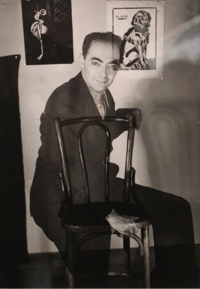 1930. Автопортрет
