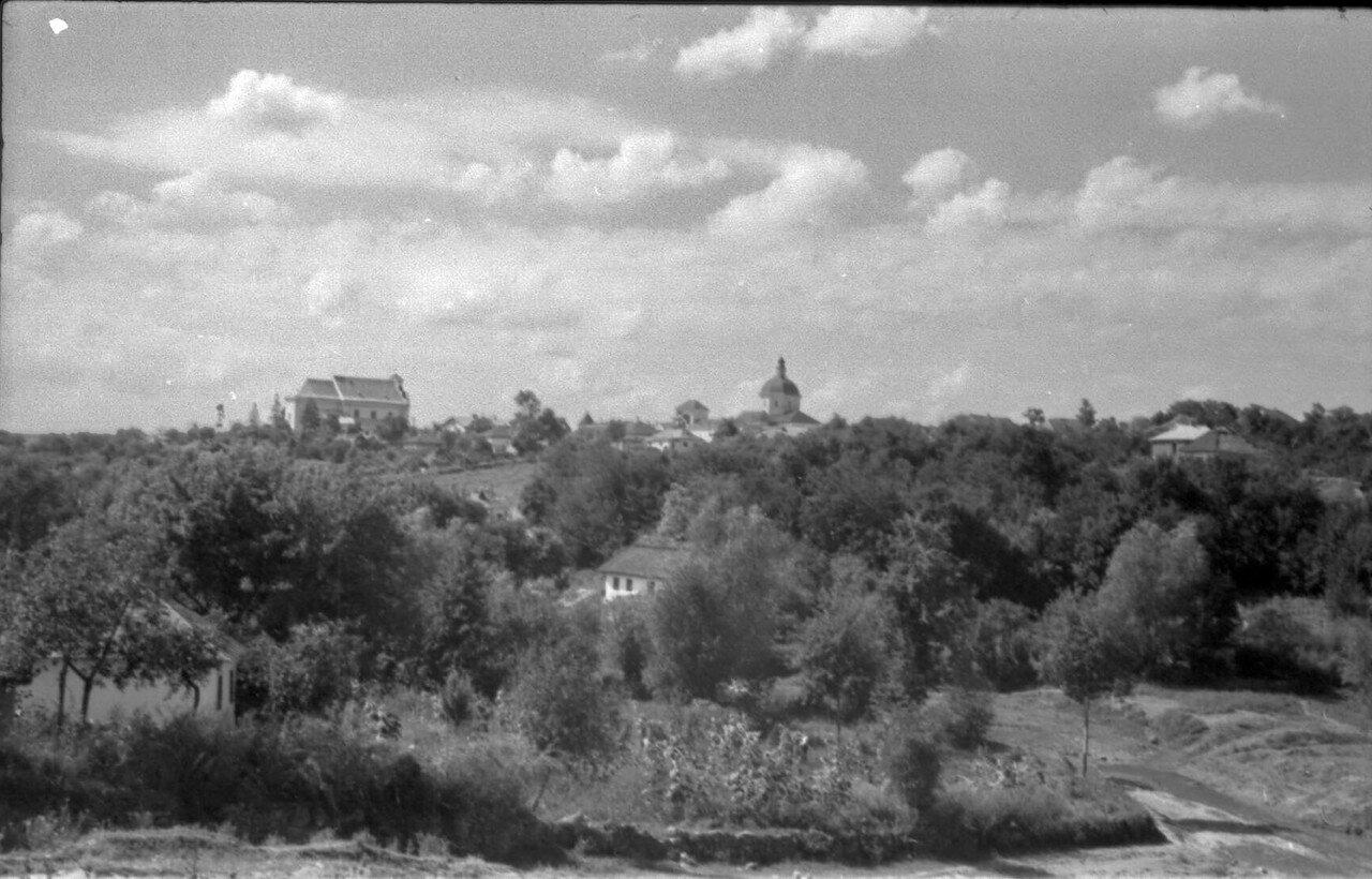 Панорама села