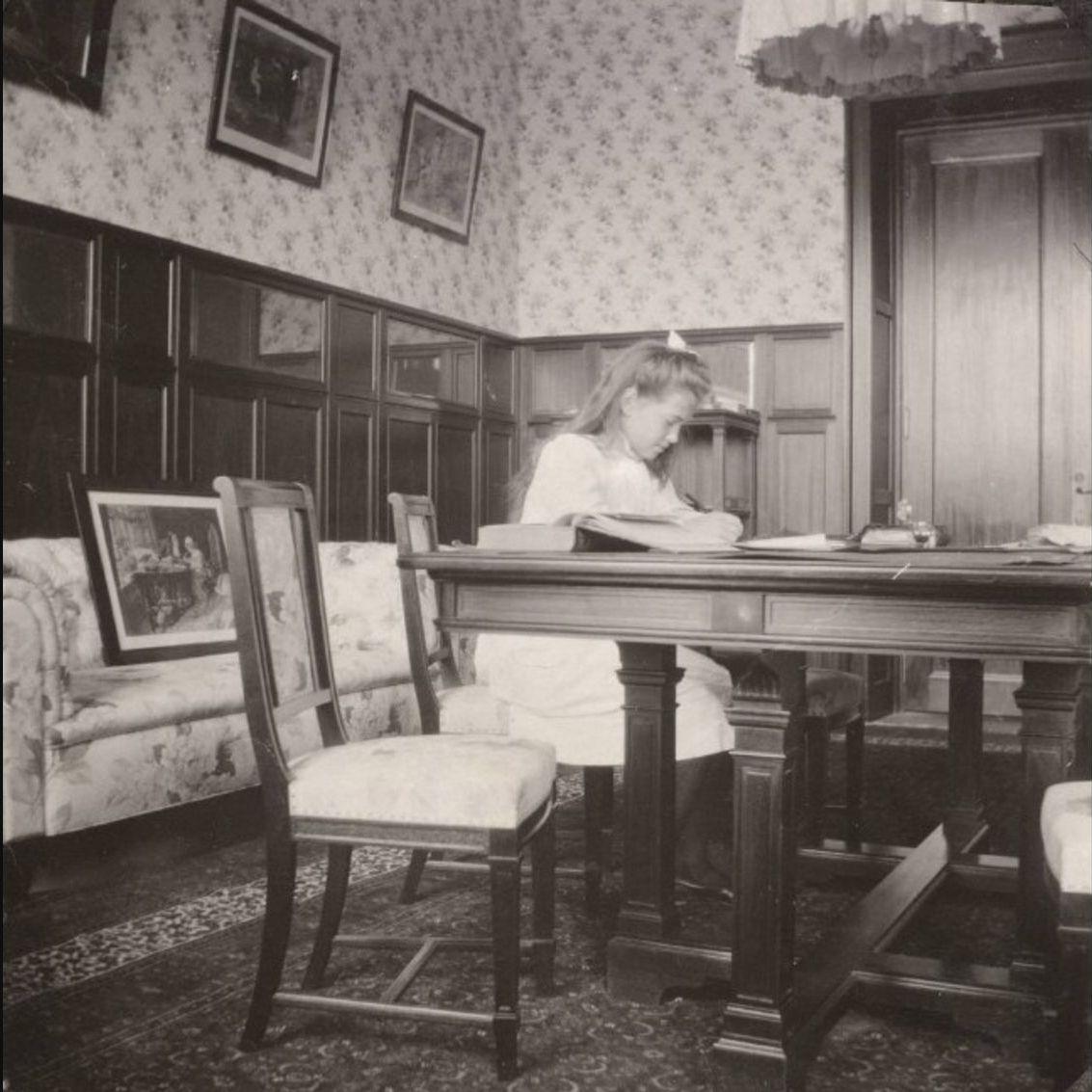 1909. Великая княжна Мария Николаевна
