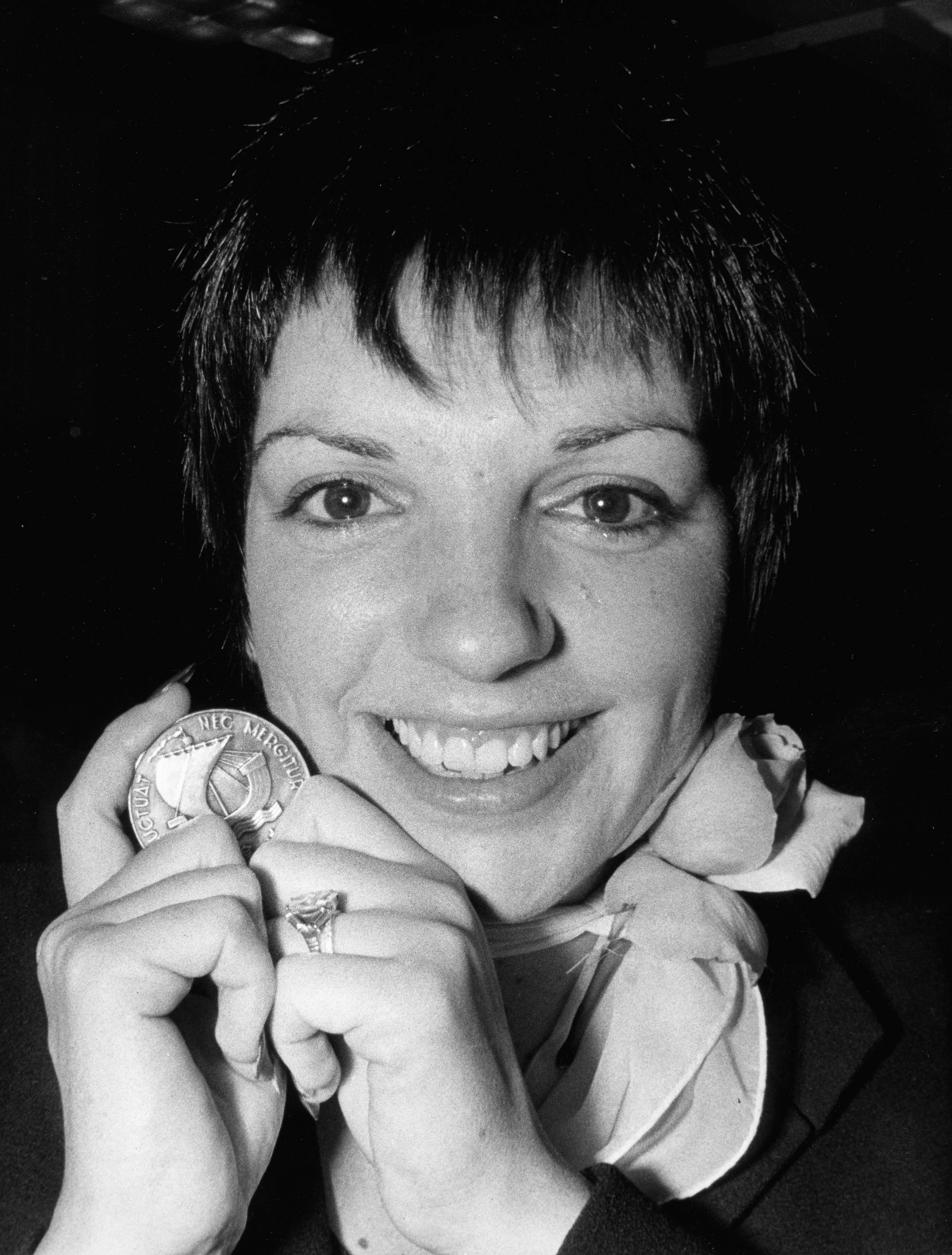 Singer Liza Minnelli