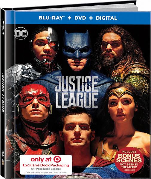Лига справедливости / Justice League [IMAX edition] (2017/BDRip/HDRip)