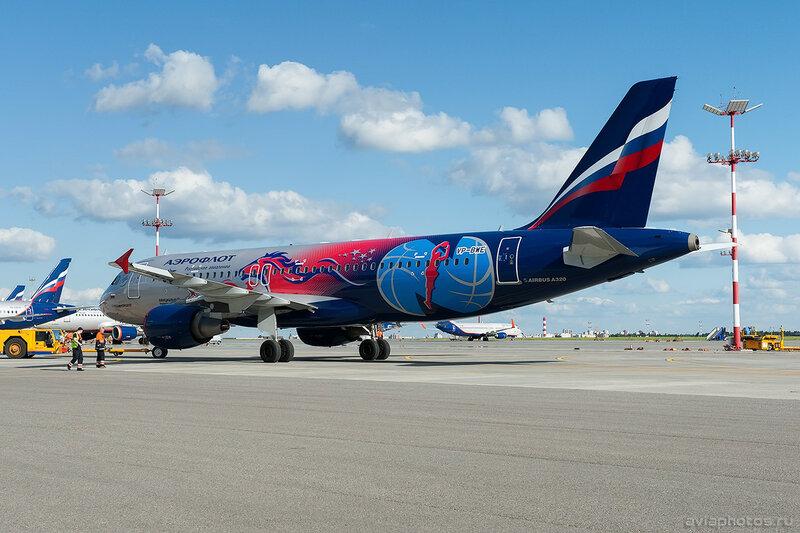 Airbus A320-214 (VP-BWE) Аэрофлот 0691_D703610