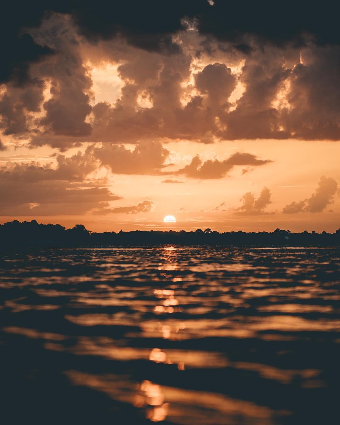 Замечательные пейзажные снимки Эрика Уорда