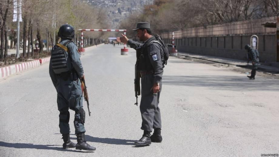 На месте сидячего протеста в Афганистане прогремел взрыв, есть жертвы