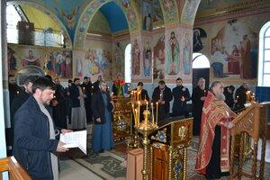 Mărturisirea preoților din raionul Fălești
