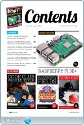 The MagPi - Issue 68 (April 2018)