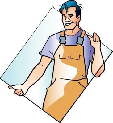 День работника стекольной промышленности. Стекольщик
