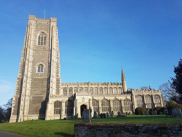 Шпили англиканских церквей будут раздавать интернет— Божественный Wi-Fi