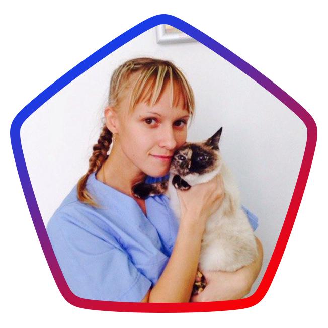 Екатерина Нигова, ветеринар-диетолог фото