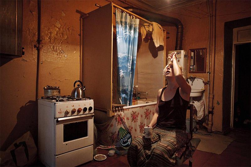 Не такие, как все: новое поколение в России в работах голландского фотографа (26 фото)
