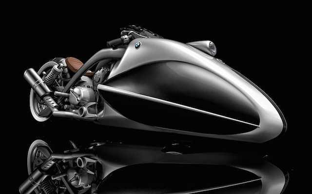 BMW Apollo Streamliner Motorcycle Concept (5 pics)