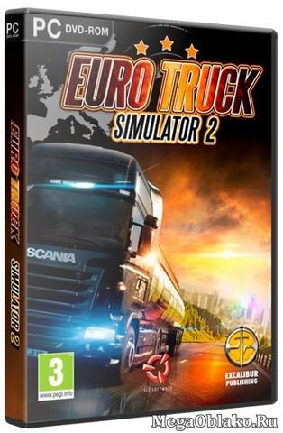 Euro Truck Simulator 2 [v 1.31.2.2s + 56 DLC] (2013) PC | RePack от xatab