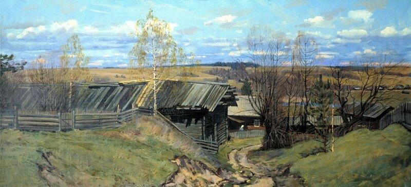 Анохин Николай. Русь уходящая