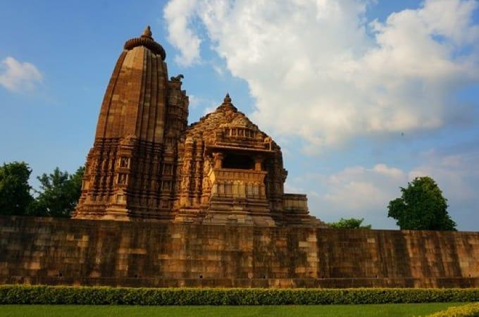 Индия, Кхаджурахо, Храм Камасутры