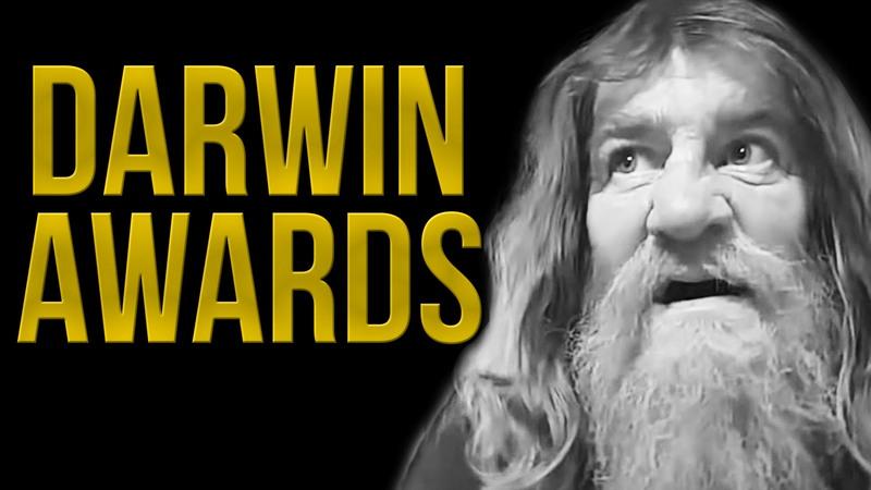 Глупые лауреаты Дарвиновской премии