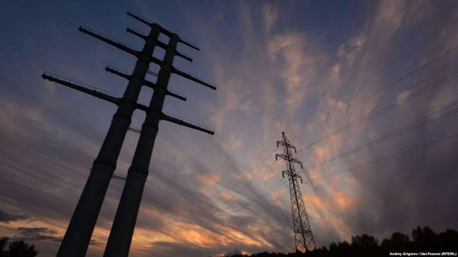 В Крыму сообщают о масштабном отключении электричества