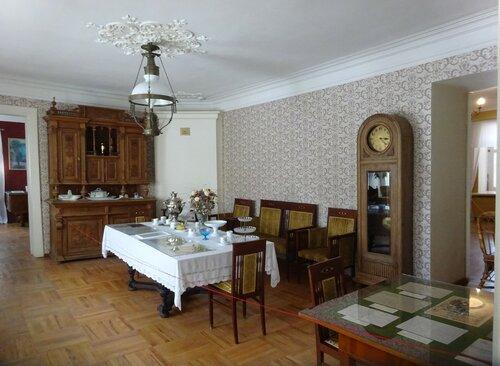 Село Константиново - Есенинские места -