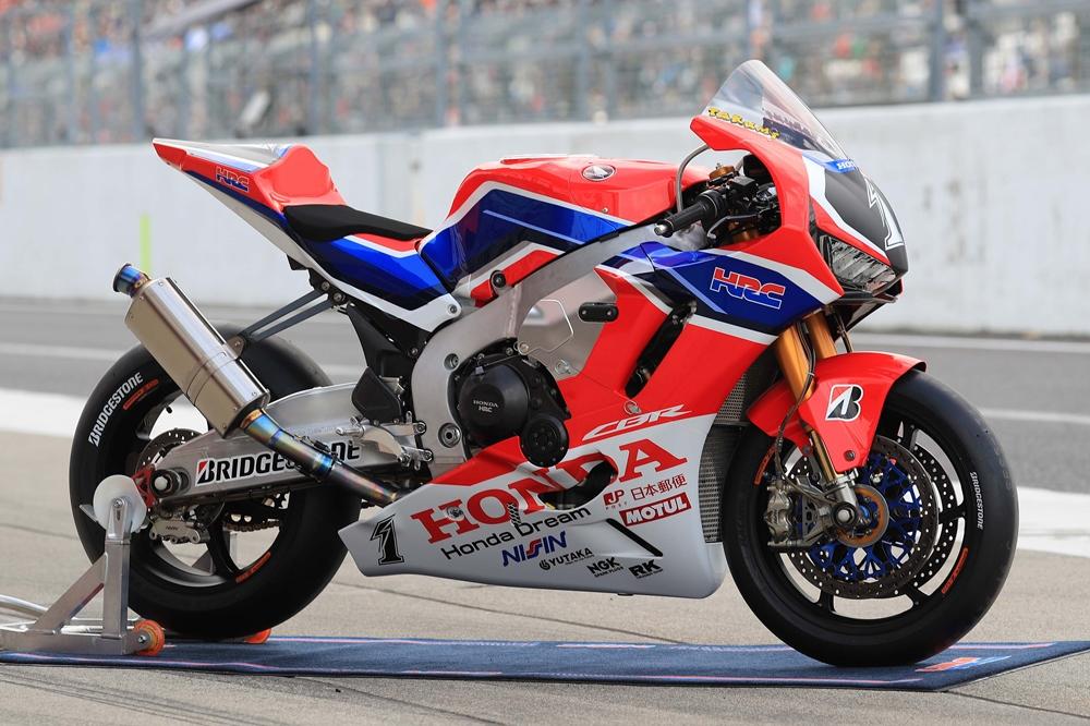 Супербайк Honda CBR1000RRW